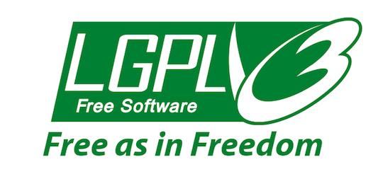 LGPL-3-Logo