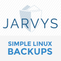 JARVYS, Set It and Forget It Linux Backups